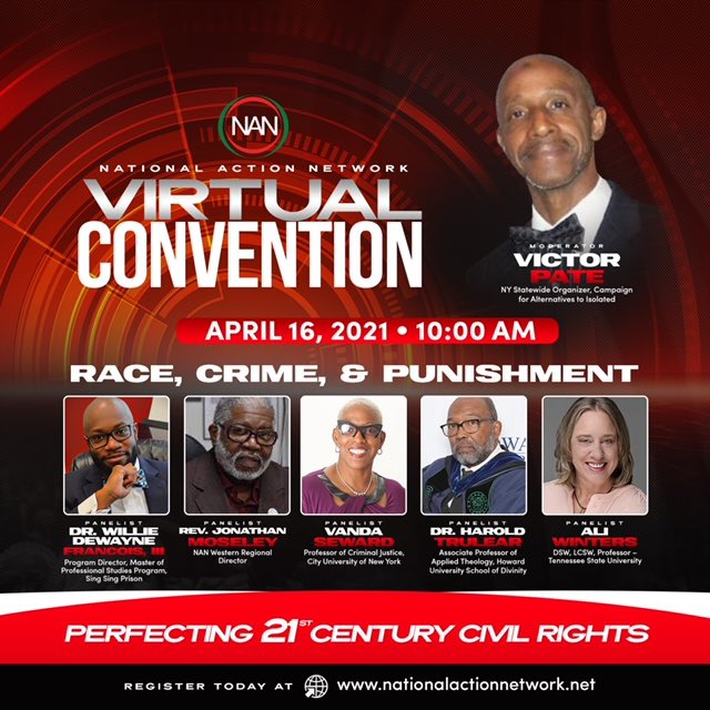 National Action Network Virtual Convention