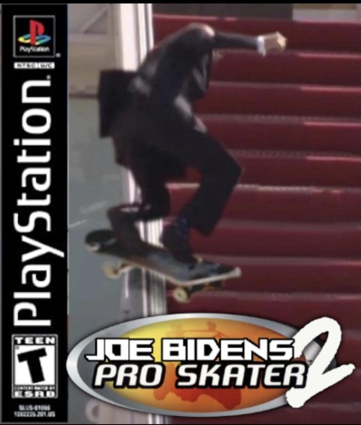 Biden Pro Skater 2