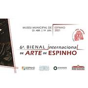 EXPOSIÇÕES: 6.ª Bienal Internacional de Arte de Espinho