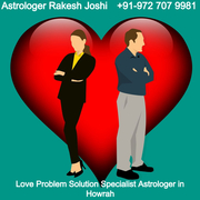 Love Problem Solution Specialist Astrologer in Howrah