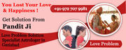 Love Problem Solution Specialist Astrologer in Gaziabad