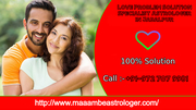 Love Problem Solution Specialist Astrologer in Jabalpur