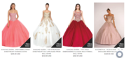 Purchase Stunning Quinceanera Dresses At Quince Dresses Online Store