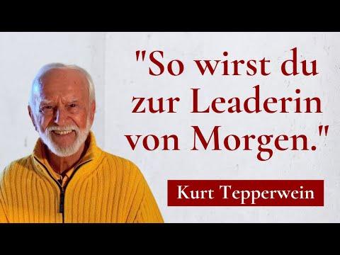 So wirst du zur Leaderin von Morgen - Christiane Oster & Kurt Tepperwein