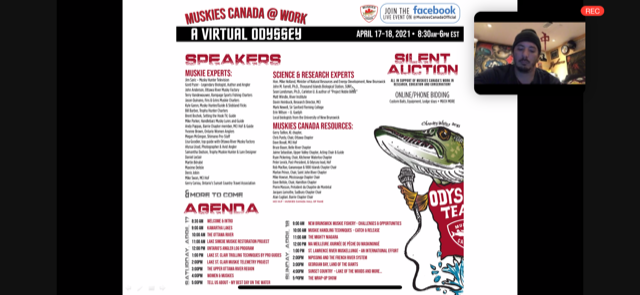 Musky Odyssey this weekend