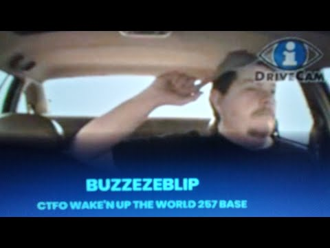 BUZZEZEBLIP CTFO WAKE'N UP THE WORLD 257 BASE