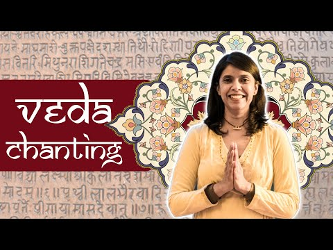Veda Chanting - Online course series - ab dem 21.04.21