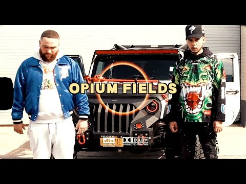 Red INF x UFO Fev - Opium Fields (New Official Music Video) (Prod. By Vanderslice) (Dir. By Selva)