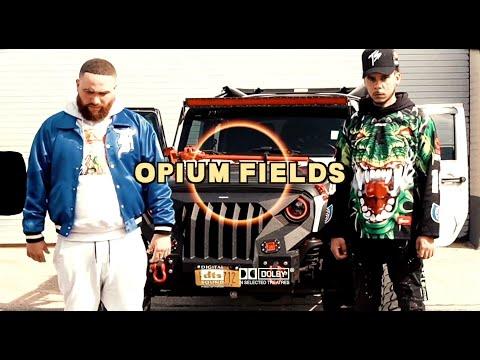 Red INF x UFO Fev - Opium Fields (New Official Music Video) (Prod. By Vanderslice) (Dir. By Selva)