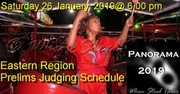 Single Pan Preliminaries - Eastern Region - Trinidad & Tobago National Panorama competition