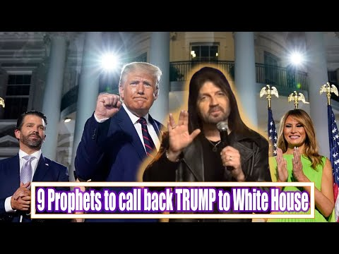 Robin D Bullocks's 9 Pr0phets to call back DJ.ŢRUMP to White House