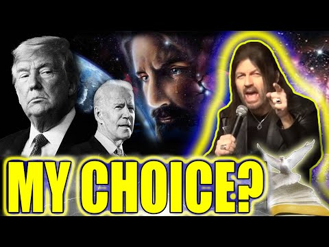 """Robin D. Bullock's Urgent Message To B.I.D.E.N: """"YOU ARE NOT MY CHOICE"""""""