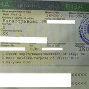 shikha singh (ukraine visa)