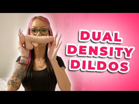 dual layered dildo