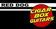 Red Dog Guitars - Santa Cruz Logo 2021