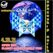 Transition US Earth Day Celebration: Welcome to Spaceship Earth