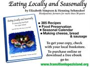 Eating Locally and Seasonally