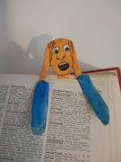 Hangy Doodle Bookmark #5
