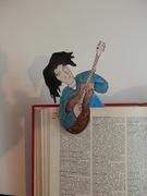 Hangy Doodle Bookmark #6