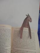 Hangy Doodle Bookmark #8