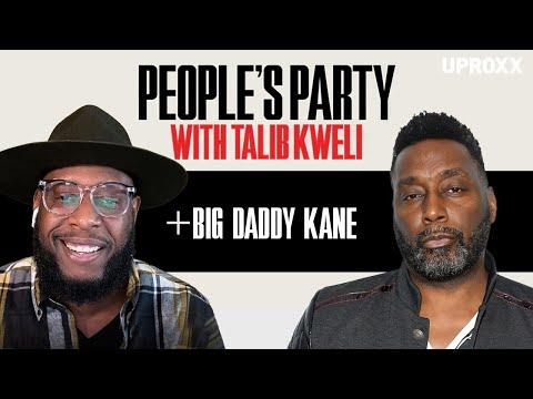 Talib Kweli & Big Daddy Kane Talk Bridge Wars, Rakim, ODB, Eminem, & Activism | People's Party Full