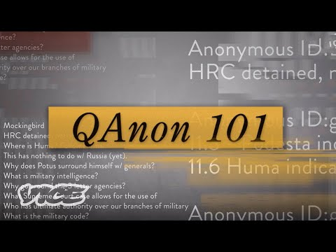 QAnon 101: The Search for Q [FULL DOCUMENTARY]