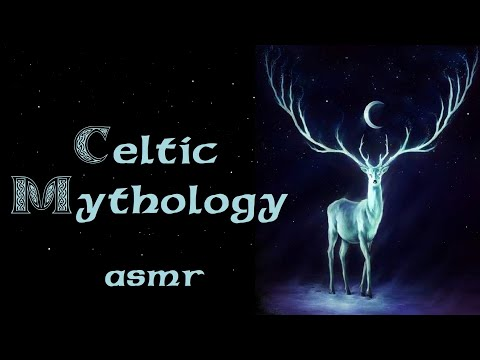 Celtic Mythology Sleep Stories: the Gods, Cú Chulainn, Táin Bó Cúailnge, Deirdre...