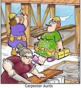 carpenter aunts ~ cigar box mandolins