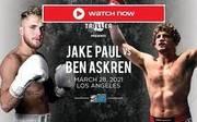 Jake Paul vs Ben Askren live stream reddit