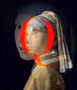 Paul Interprets Magritte Who Interprets Vermeer