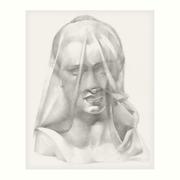 Veiled Lady, Graphite, 1991