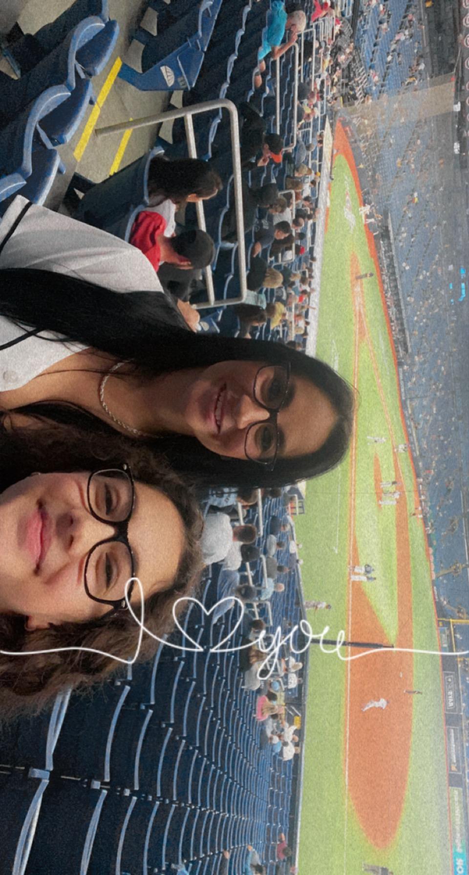 Tampa Bay v. Texas Rangers 4/15/2021