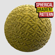 Spherical Gradient Pattern