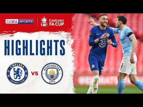 เชลซี 1-0 แมนฯ ซิตี้ | เอฟเอ คัพ ไฮไลต์ FA Cup 20/21