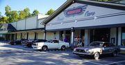 Memory Lane Car Show -Hiawassee, GA