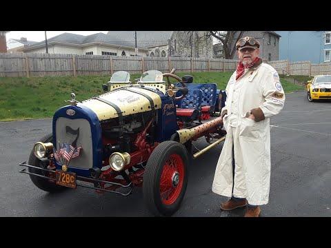1931 Chevrolet Speedster Jim's Wild Creation!!!