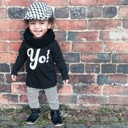 Cube Flat Cap for Boys