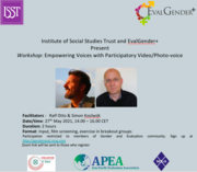 Empowering Voices with Participatory Video/ Photo-voice