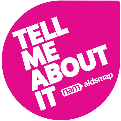 Beluister gratis de podcastserie 'Tell Me About It': eerlijke, grappige en open gesprekken over hiv