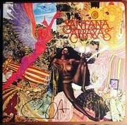 Carlos Santana signed Abraxas LP