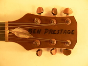 low feq leather headstock