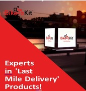 Last-mile Delivery Boxes & Backpack Products
