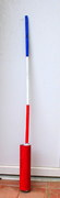 Liberty Pole (in blue white and red)
