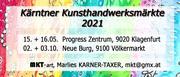 KUNST und GENUSS Kunsthandwerksmarkt