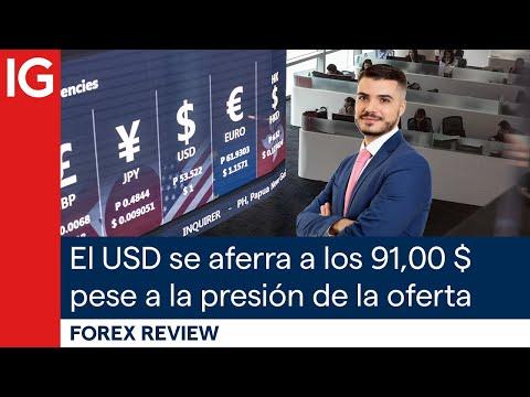 El dólar americano (USD) se aferra a los 91,00$ pese a la presión de la oferta