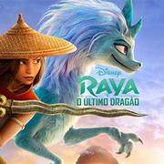 CINEMA: Raya e o Último Dragão (V.P.)