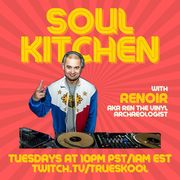 SOUL KITCHEN: A Soul & Funk Virtual Party