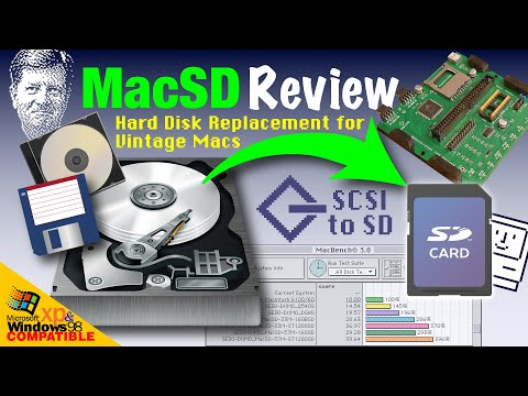 MacSD Product Review [SCSI to SD]
