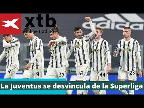 La Juventus se desvincula de la Superliga