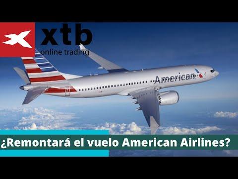 ¿Remontará el vuelo American Airlines?
